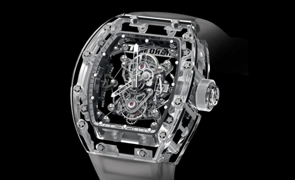 Mengenal Merk Jam Tangan Richard Mille Termahal di Dunia