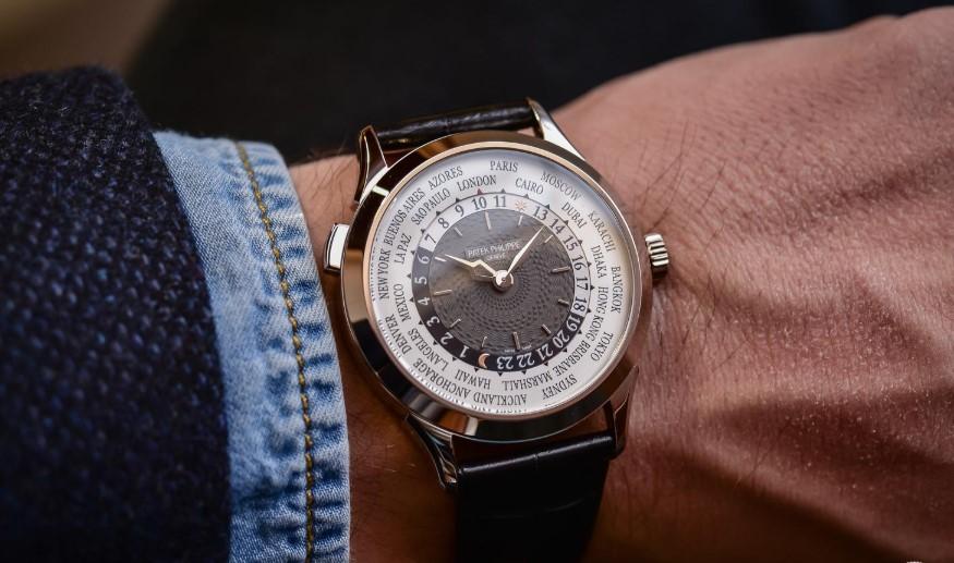 Patek Philippe 5230R World Time